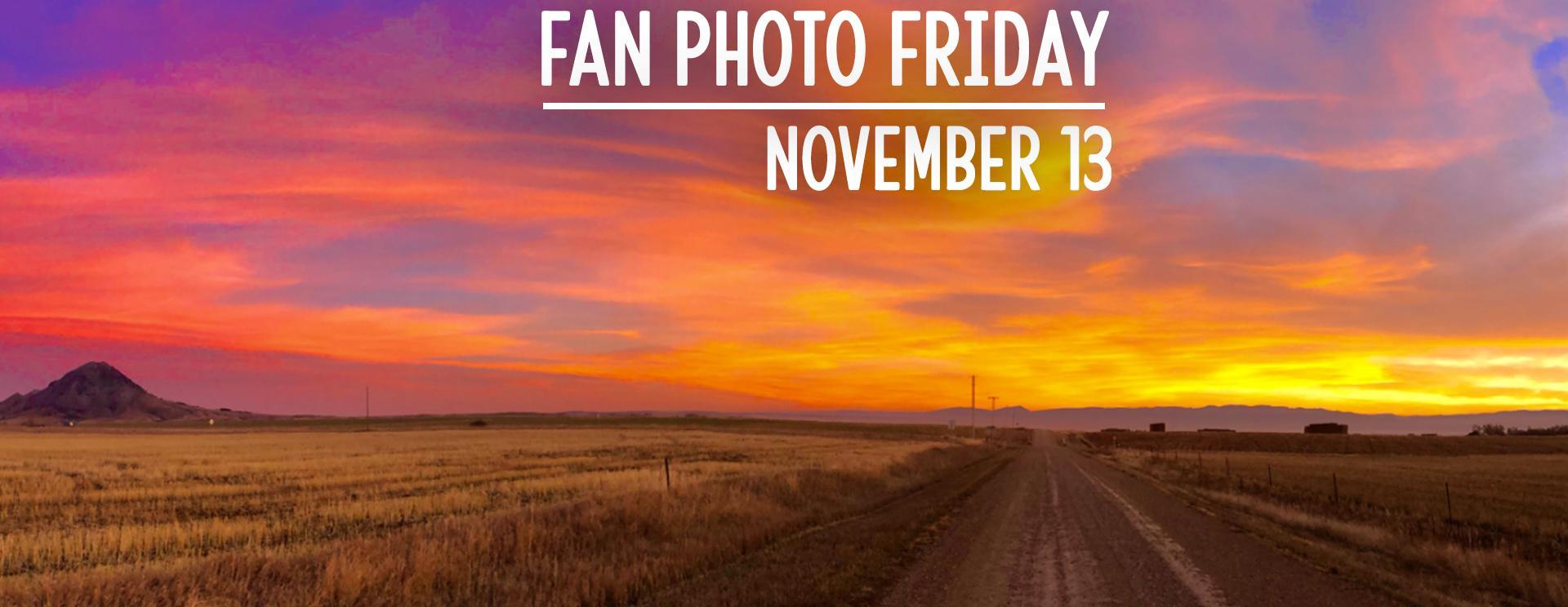Fan Photo Friday | November 13, 2020