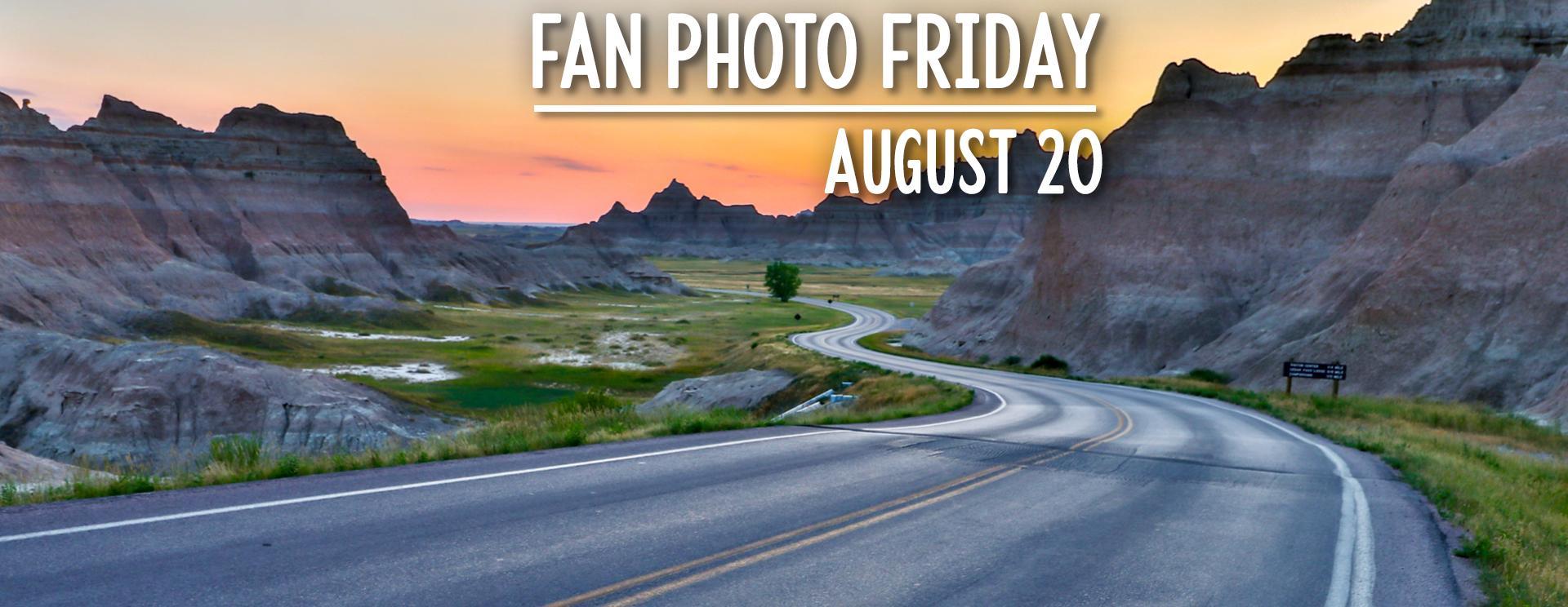 Fan Photo Friday | Aug. 20, 2021