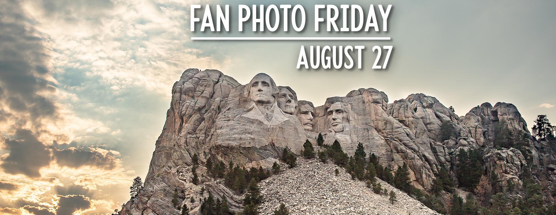Fan Photo Friday | Aug. 27, 2021