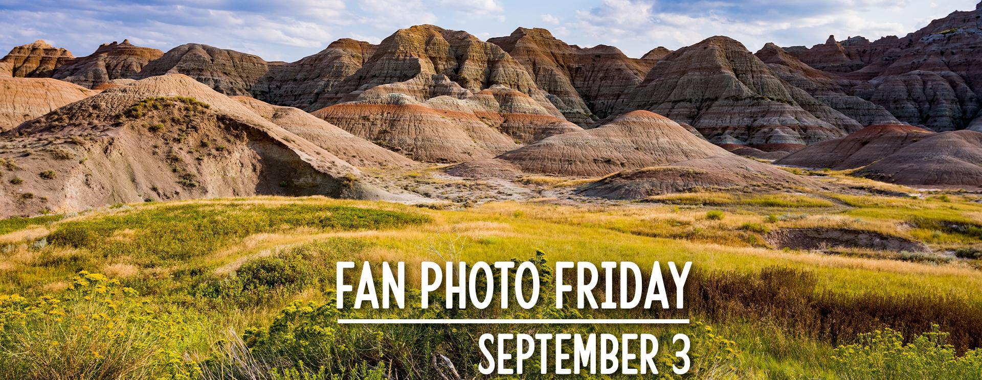Fan Photo Friday | Sept. 3, 2021