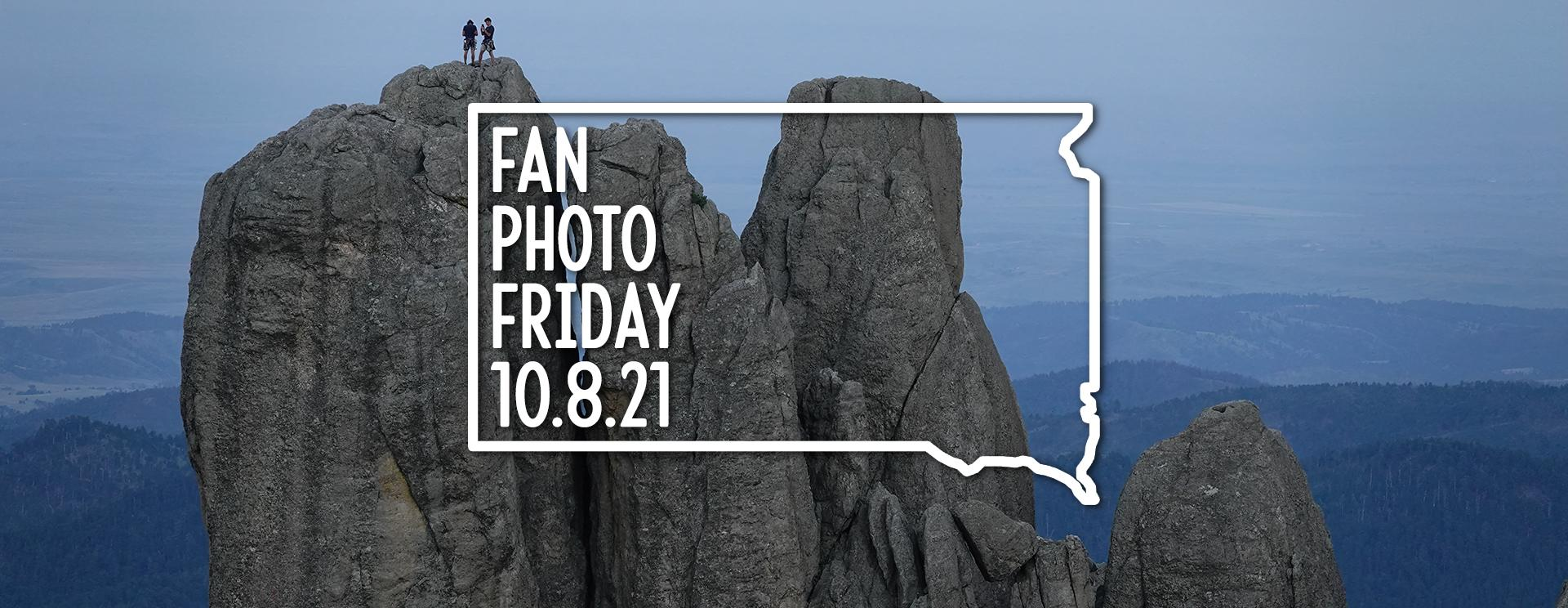 Fan Photo Friday   Oct. 8, 2021
