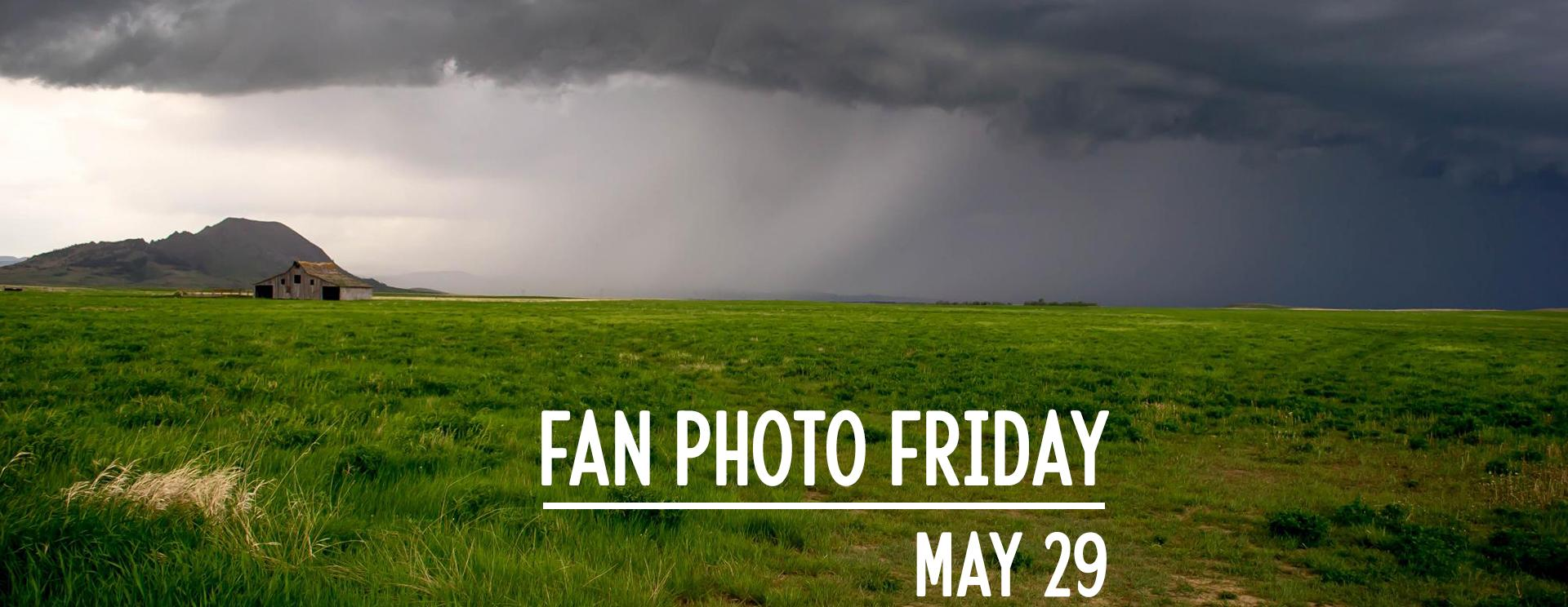 Fan Photo Friday | May 29, 2020