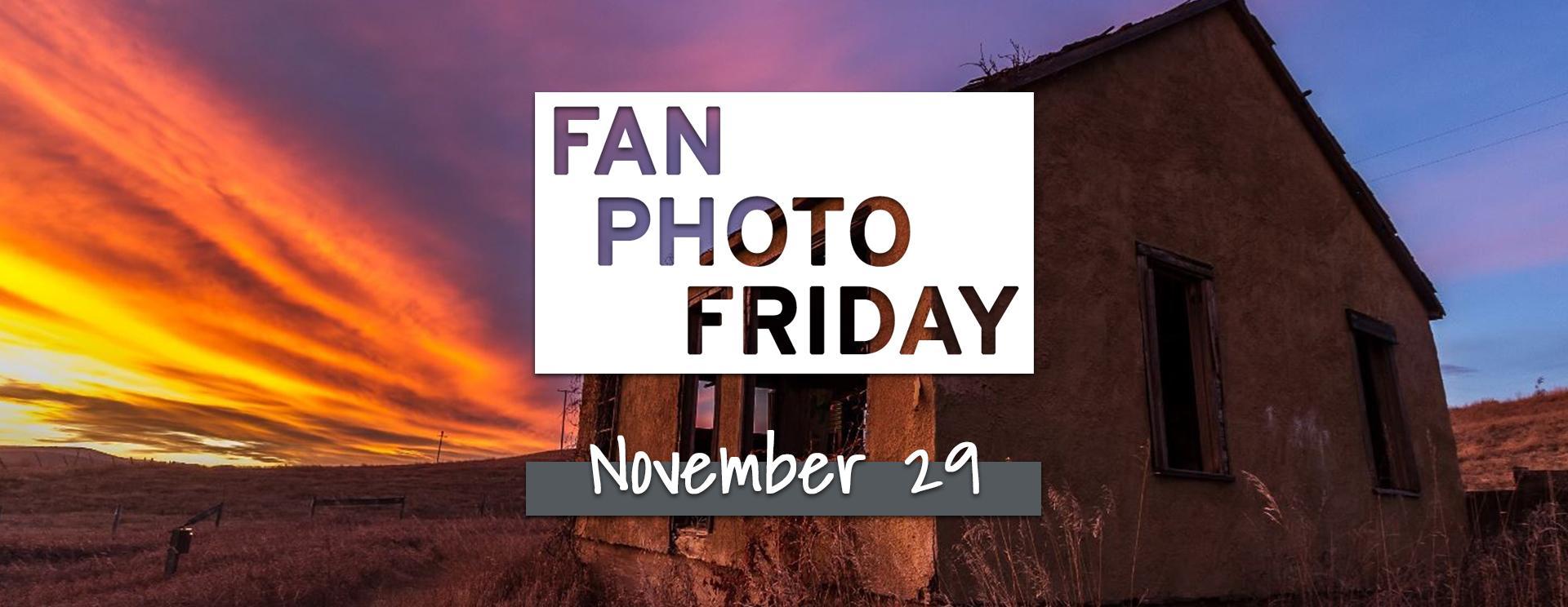 Fan Photo Friday | November 29, 2019