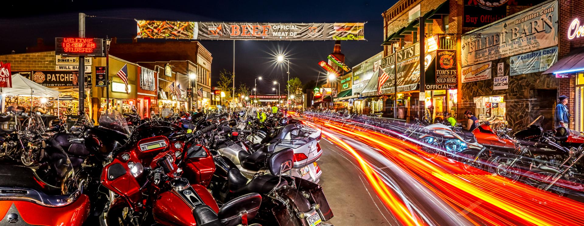 80th Annual Sturgis Motorcycle Rally | Black Hills & Badlands ...