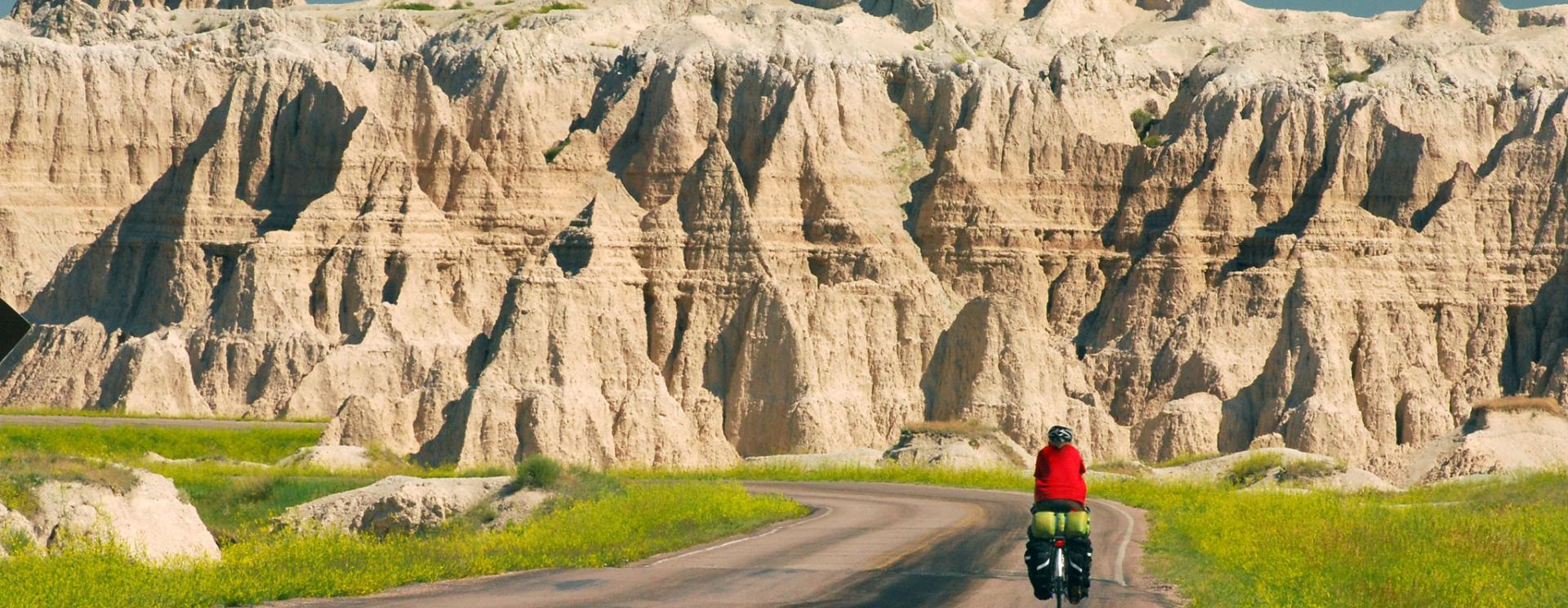Bicycling the Badlands