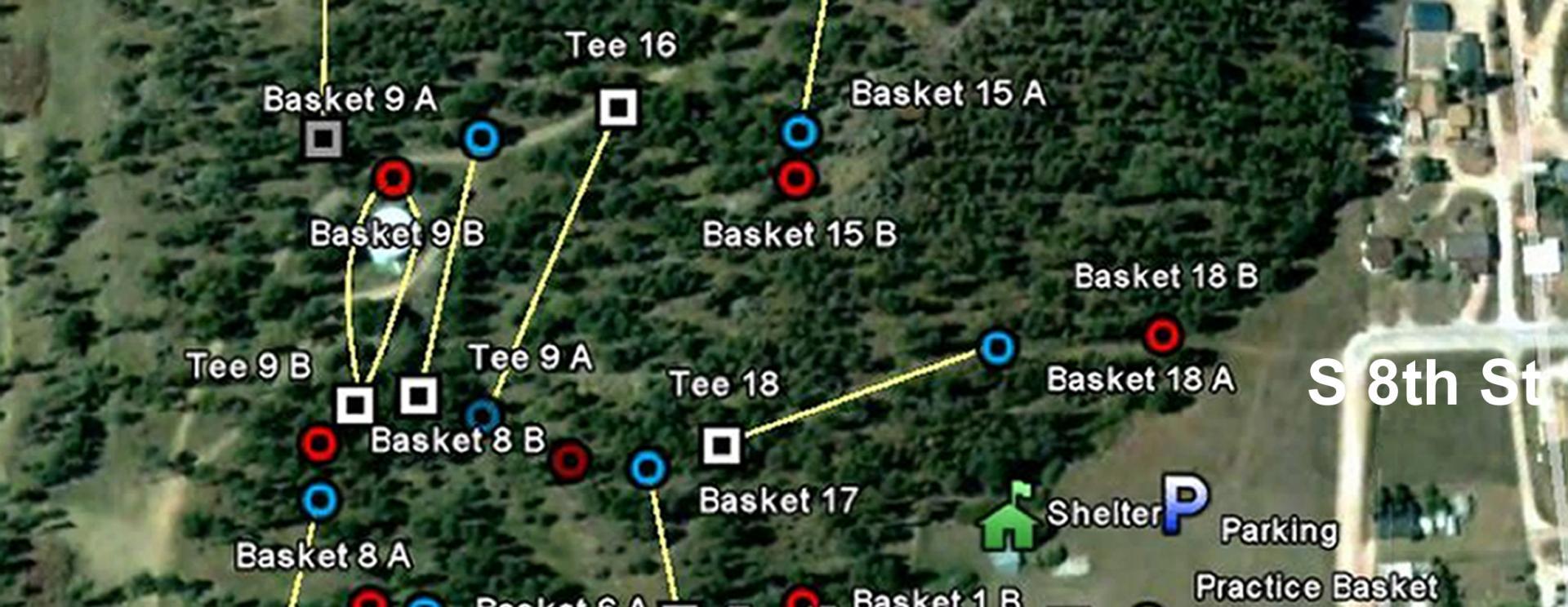 Mountain Disc Golf Course