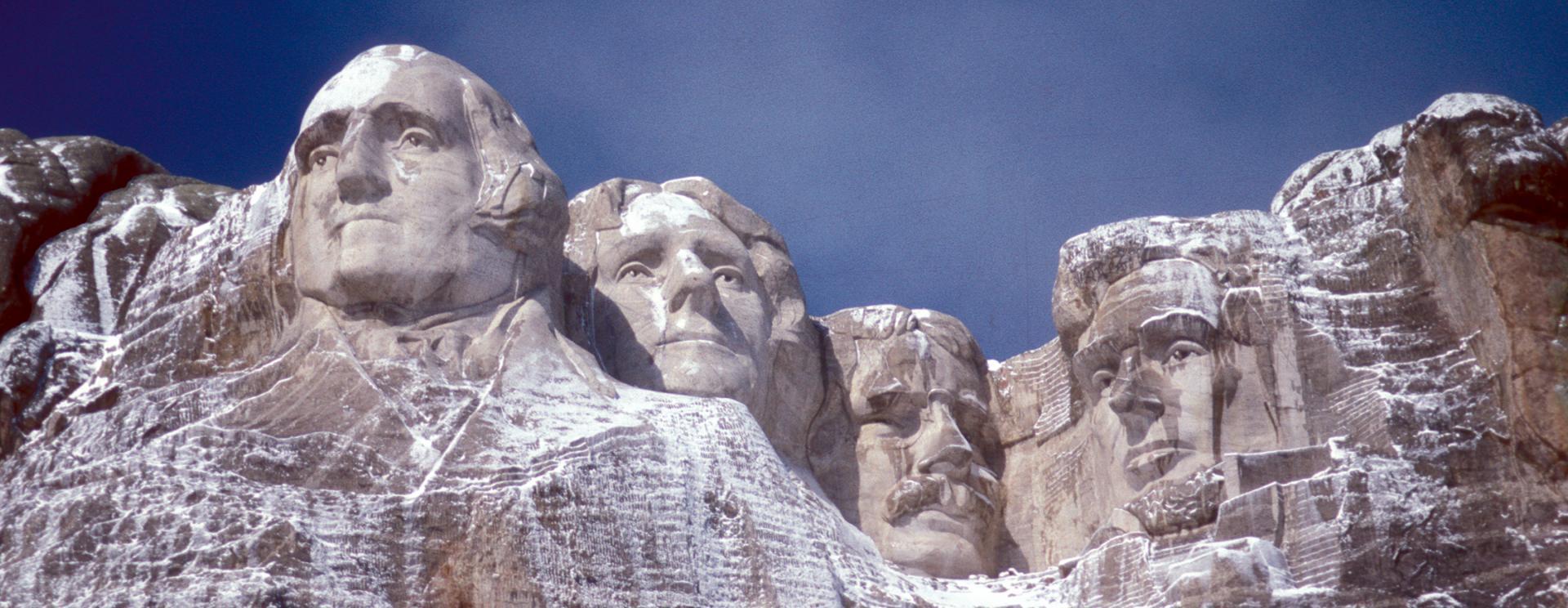 Deadwood Winter Monuments Tour