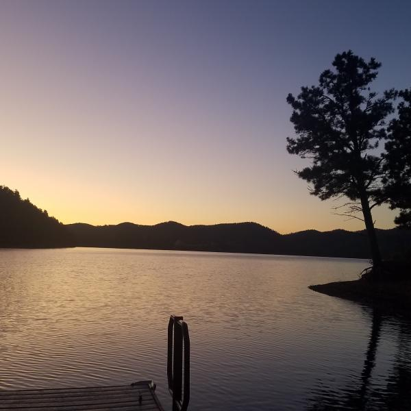 Early Morning Pactola