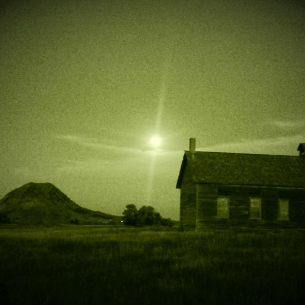 Years gone by at Bear Butte