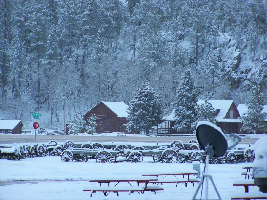 A Beautiful Snowy Day