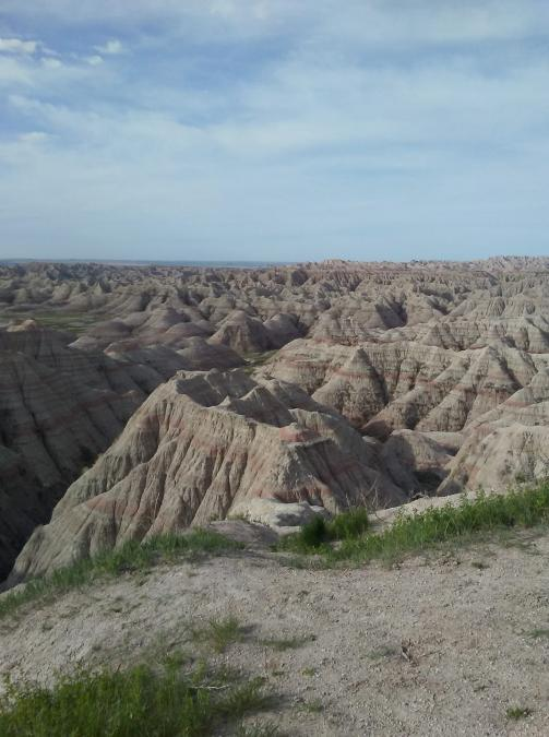 Badlands are Bad to the Bone