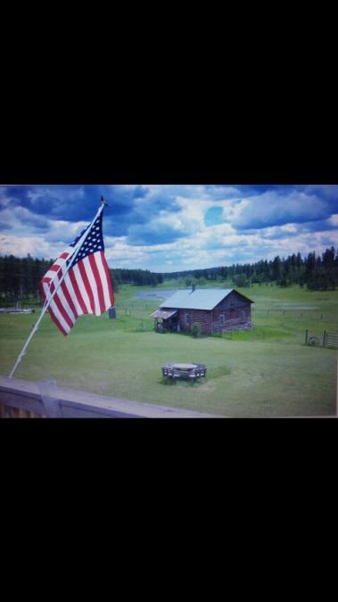 1917 Black Hills Cabin