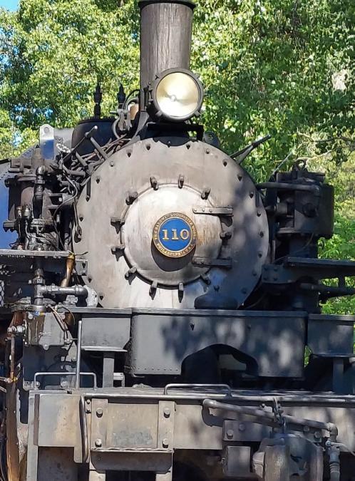 1880 Steam Train