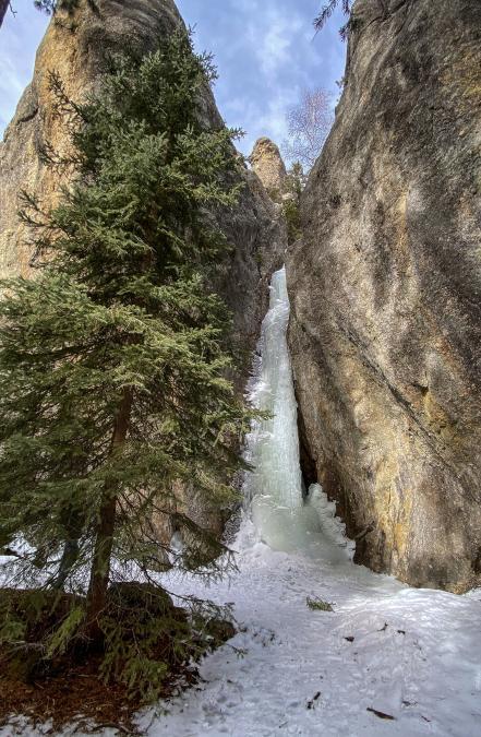 Honey Bear Falls