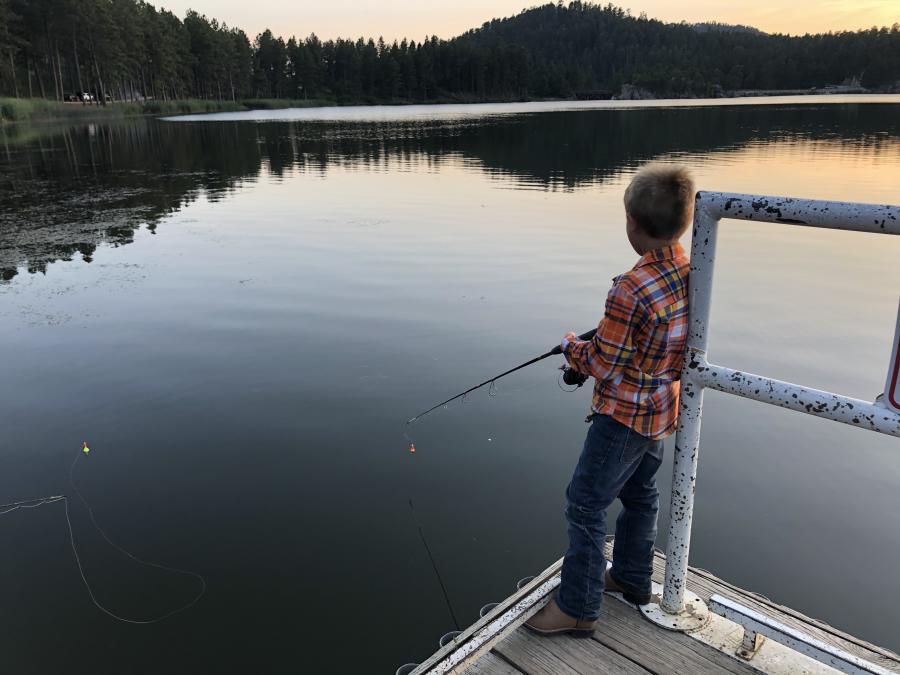 Beauty of Fishing