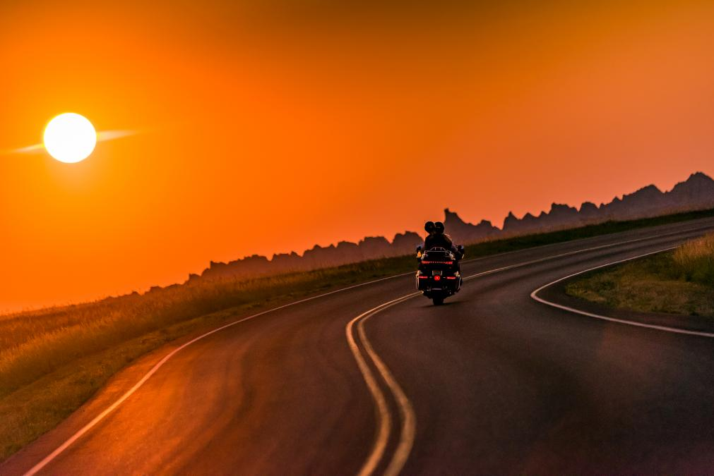 Take a Ride in the Badlands
