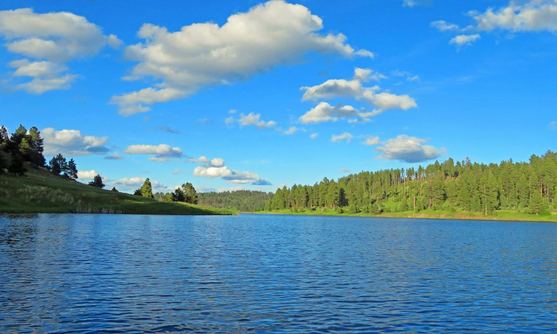 Pristine Lake