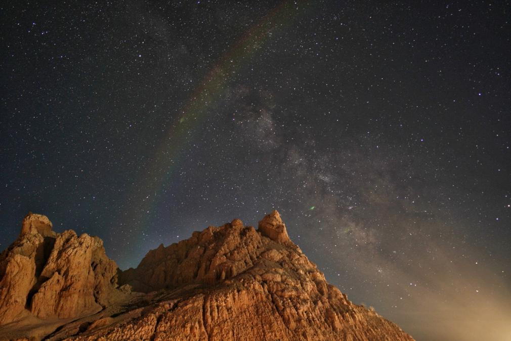 Milkyway Rainbow