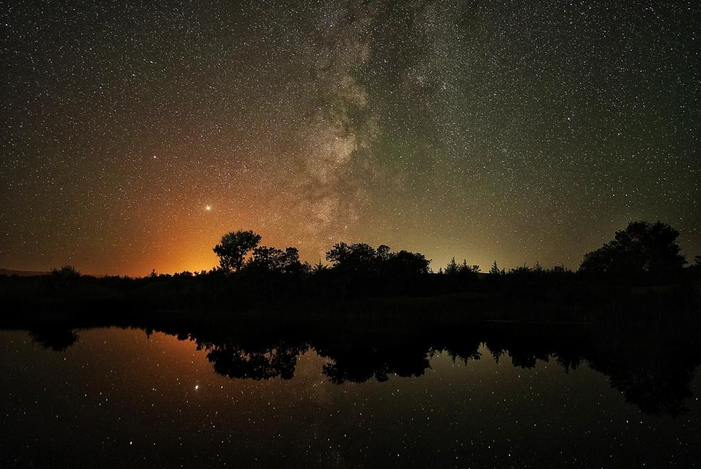 Milkyway Mirror