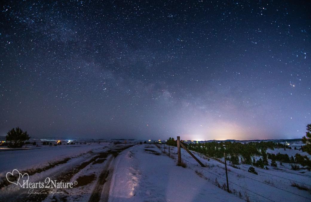 Starry Backroads