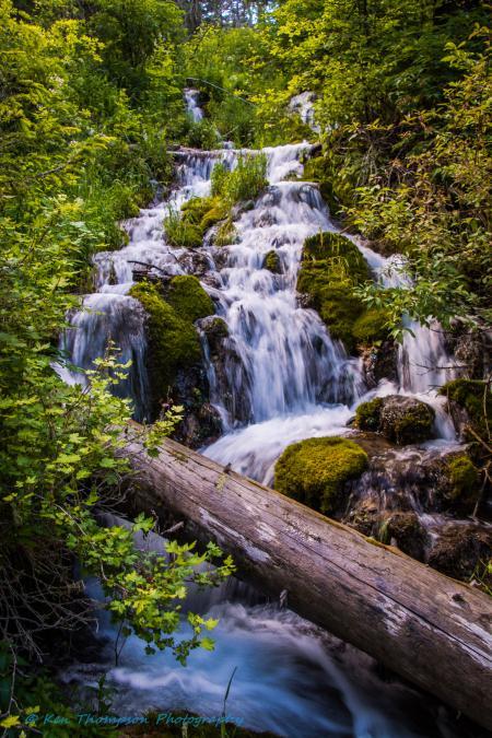 Black Fox Falls - Rapid Creek