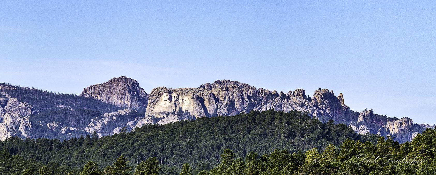 Mt. Rushmore Panorama