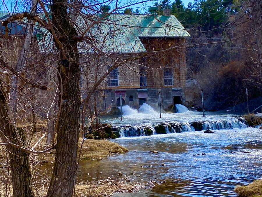 Spearfish Hydro Plant