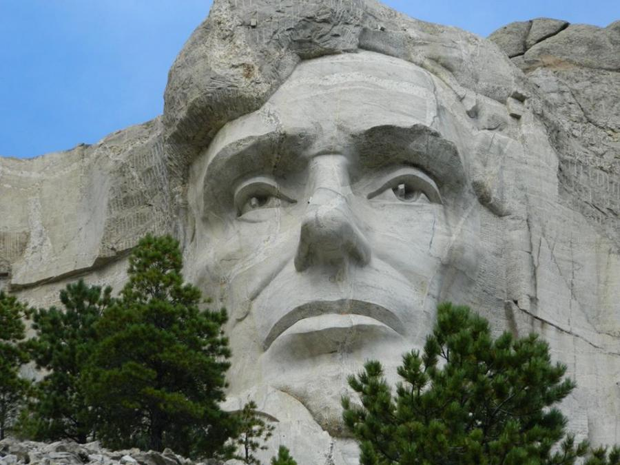 Abraham Lincoln-Mount Rushmore