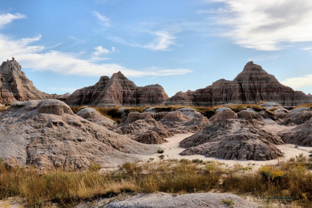 The Breathtaking Badlands