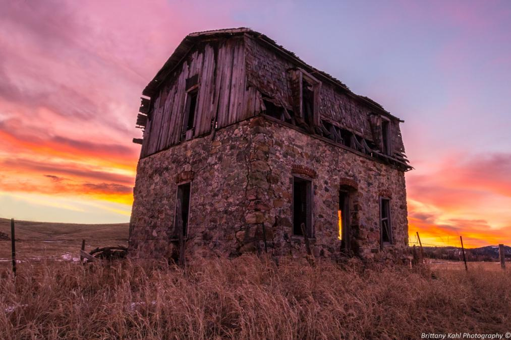 Abandoned Sunrise