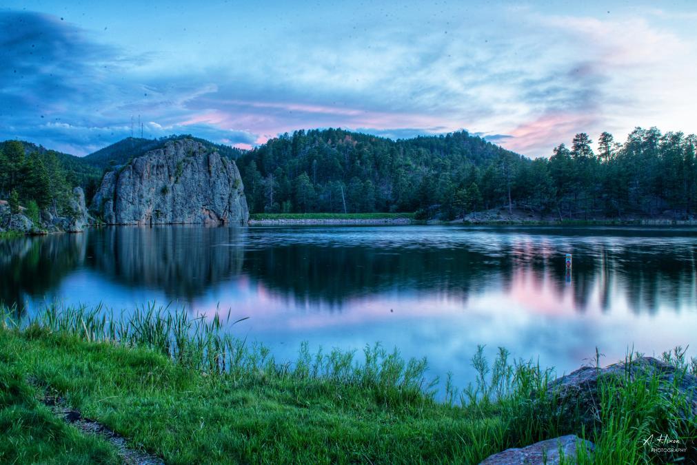 Legion Lake at Legion Lake