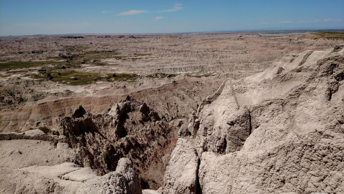 Beautiful Badlands