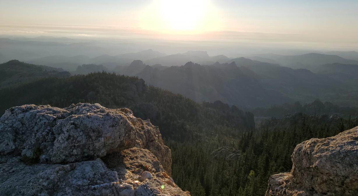 Black Hills Sunrise