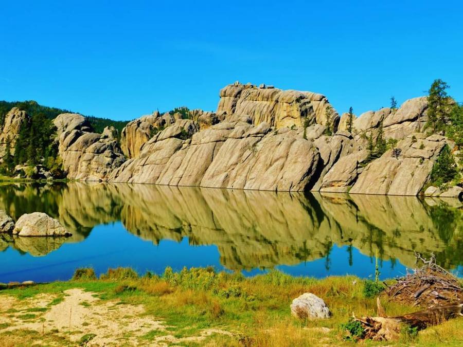 Sylvan Lake Splendor