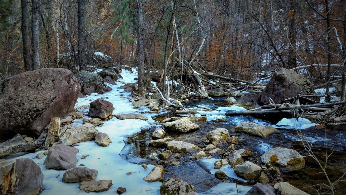 Little Elk Creek