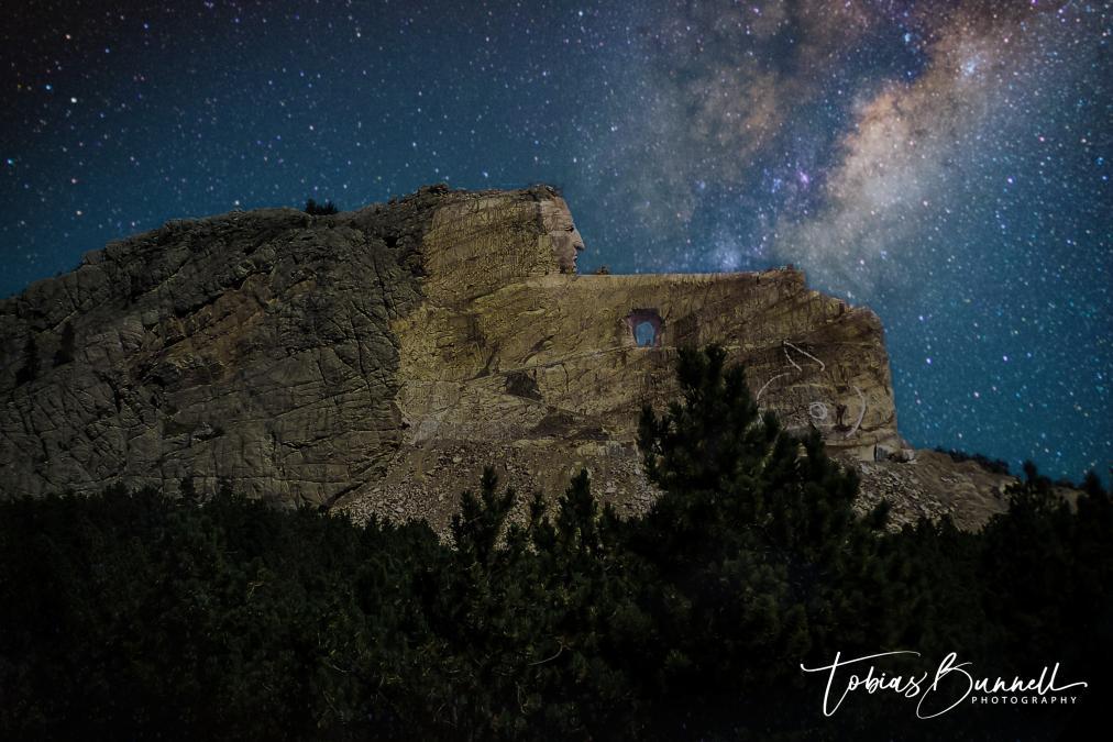 Cosmic Crazy Horse