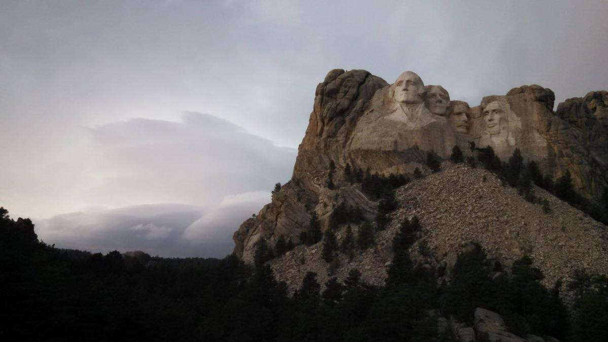 Rushmore Visited