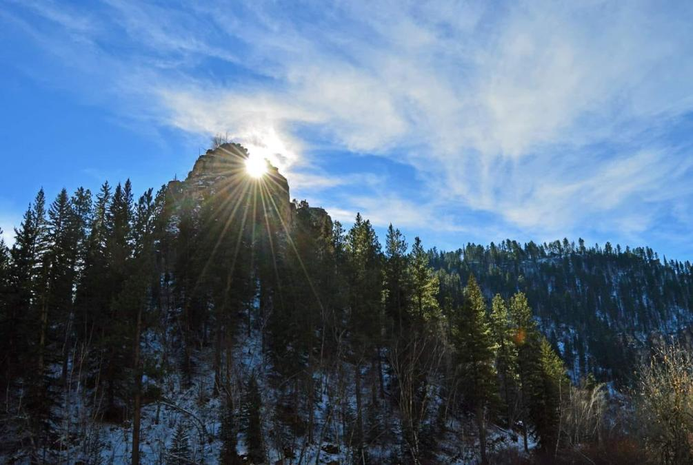 The Awakening of Spearfish Canyon