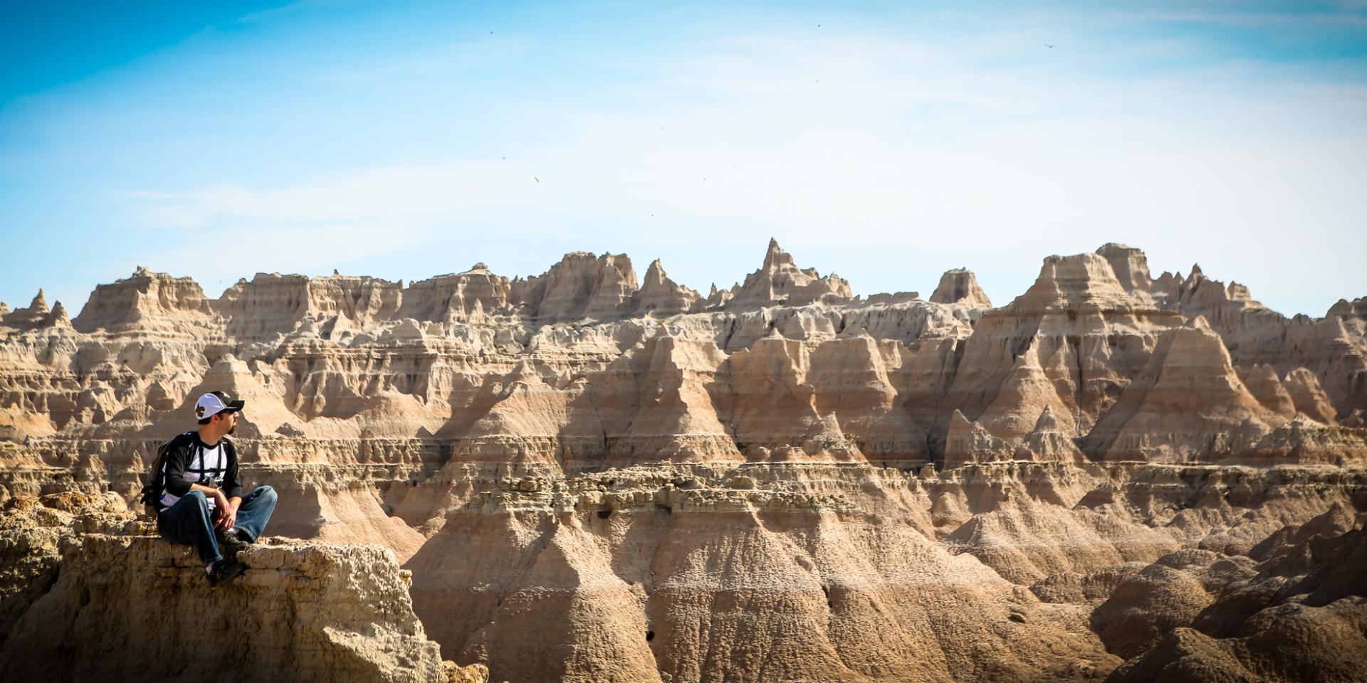 Badlands National Park | Photo by: Shawna Valladolid