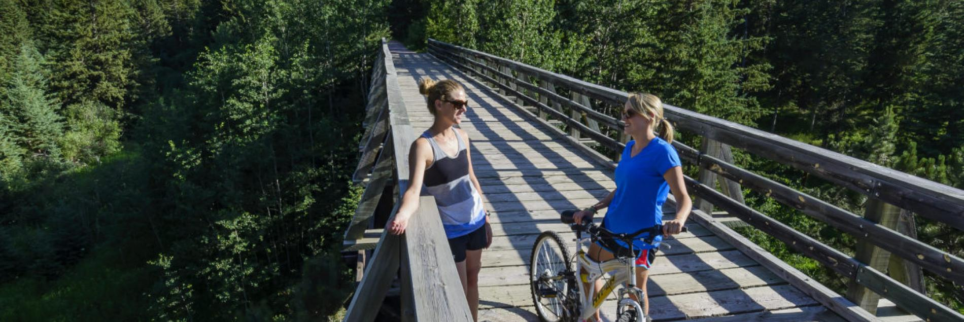 Mickelson Trail is 109 Miles of Black Hills Beauty!