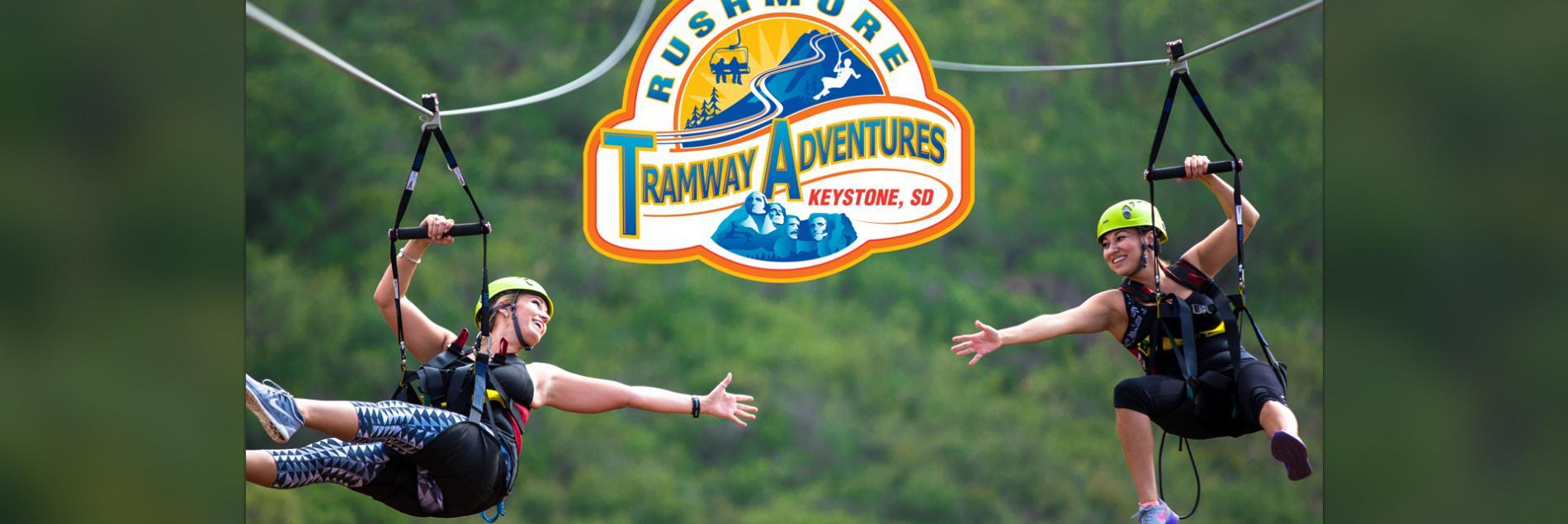 Aerial Adventure Park at Rushmore Tramway Adventures*