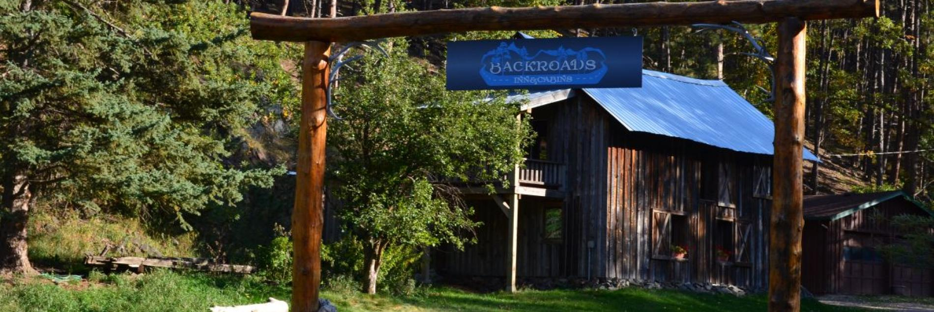 Backroads Inn & Cabins