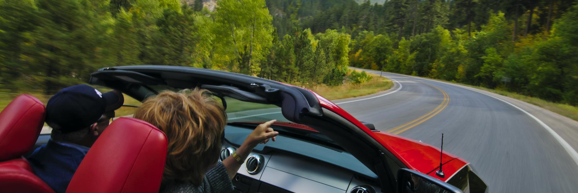 Black Hills Car Rentals