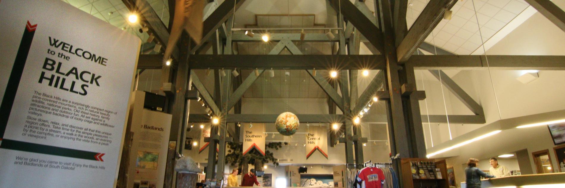 Black Hills Visitor Information Center