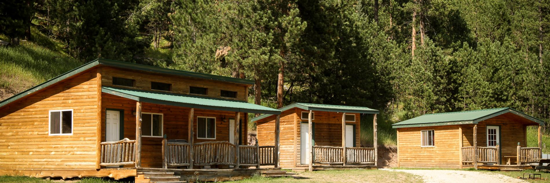 nearly acres new the hand hewn creek in dakota secluded south on home cabin cabins beaver log