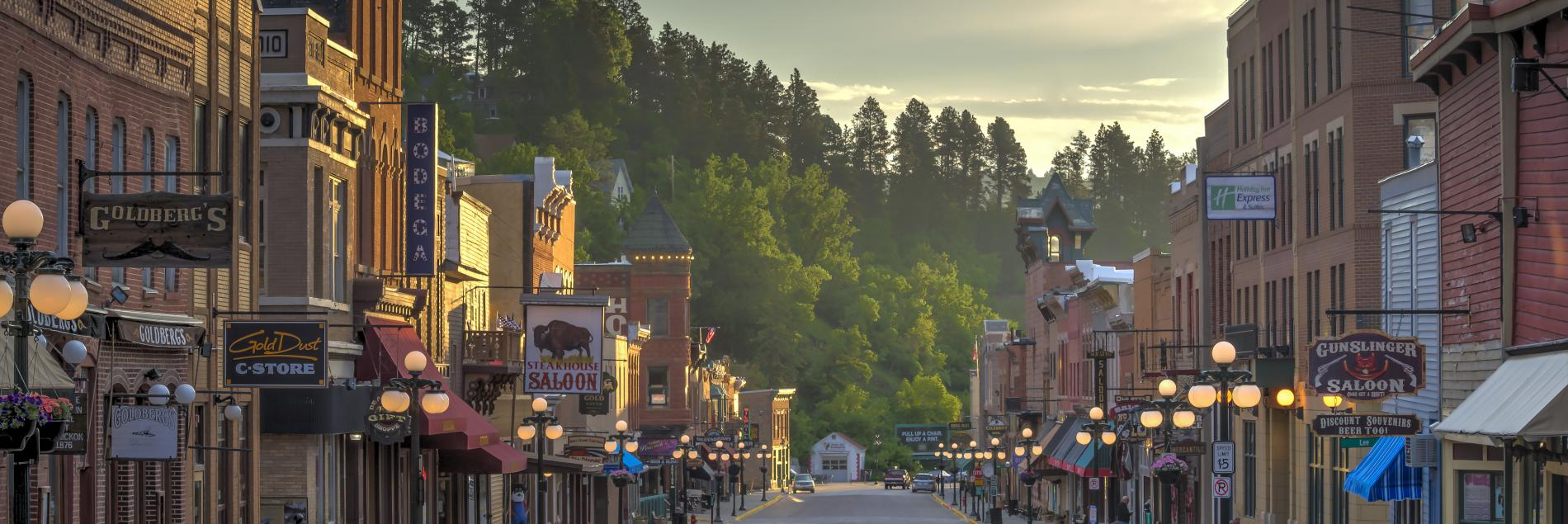 Deadwood Chamber of Commerce & Visitor's Bureau