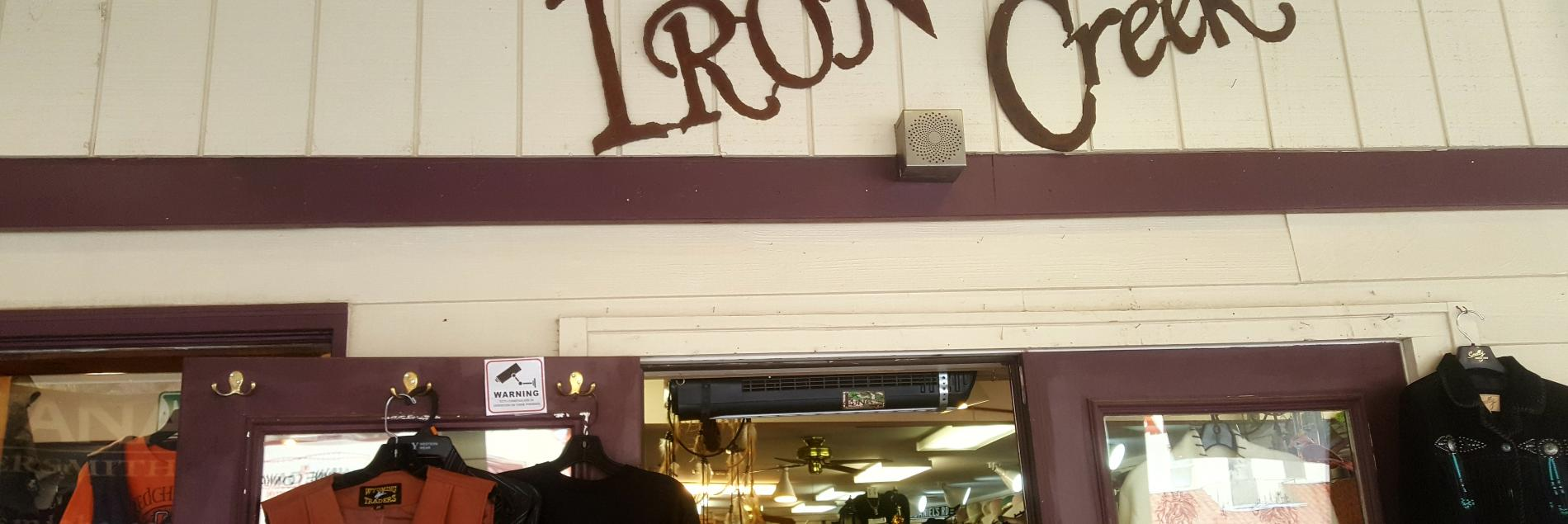 Iron Creek Leathers