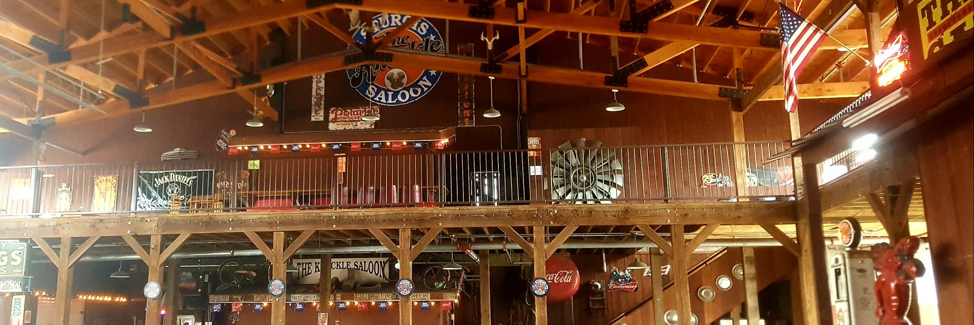 The Knuckle Saloon & Brewing Company