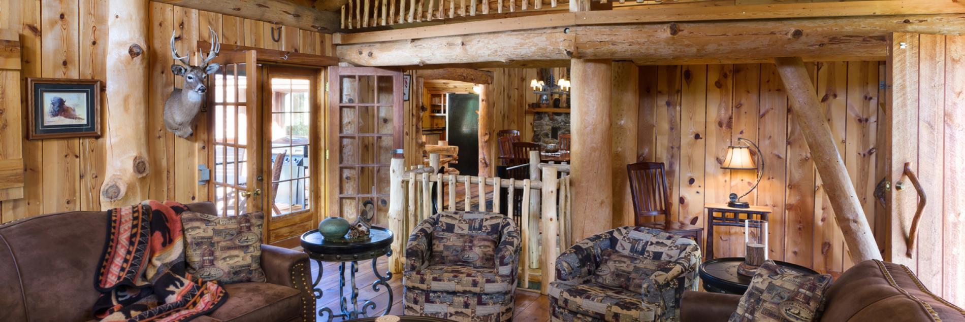 Legion Lake Lodge