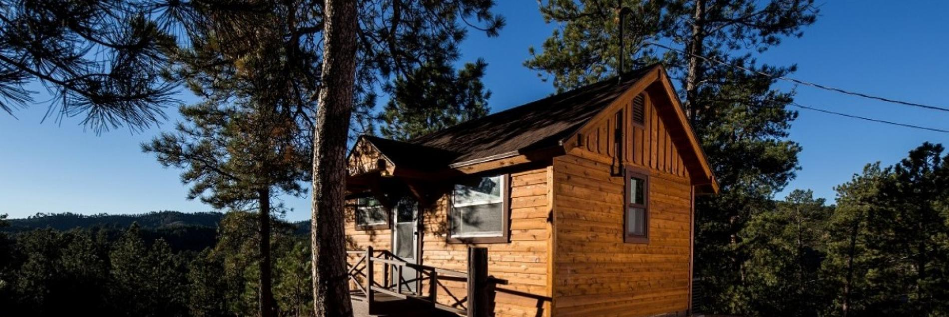 Legion Lake Lodge at Custer State Park Resort